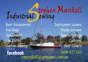 Steve Marskell Business Card 2020